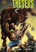 Graphic Universe: Theseus Battling the Minotaur GN (2008 Lerner) A Greek Myth 1-1ST