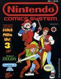 Nintendo Comics System TPB (1990 Valiant) 1B-1ST