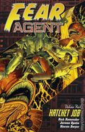 Fear Agent TPB (2006-2012 Image/Dark Horse) 1st Edition 4-1ST