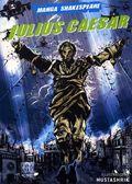 Manga Shakespeare Julius Caesar GN (2008 Amulet Books) 1-1ST