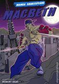 Manga Shakespeare Macbeth GN (2008) 1-1ST