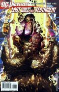 DC Universe Last Will and Testament (2008) 1B