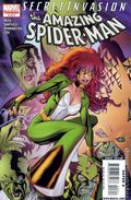 Secret Invasion Amazing Spider-Man (2008) 3