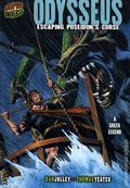 Graphic Universe: Odysseus Escaping Poseidon's Curse GN (2008 Lerner) A Greek Legend 1-1ST