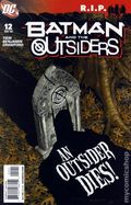 Batman and the Outsiders (2007 2nd Series) 12