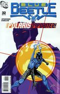 Blue Beetle (2006 DC 2nd Series) 32
