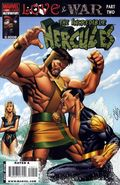 Incredible Hercules (2008-2010 Marvel) 122A