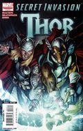 Secret Invasion Thor (2008) 3