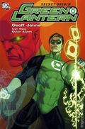 Green Lantern Secret Origin HC (2008 DC) 1st Edition 1-1ST