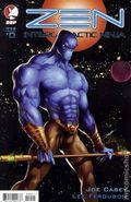 Zen Intergalactic Ninja (2008 Devils Due) 0