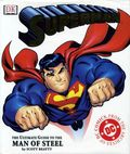 Superman The Ultimate Guide to the Man of Steel HC (2002 DK) 1st Edition 1A-1ST