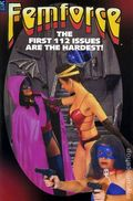Femforce The First 112 Issues are the Hardest TPB 1-1ST