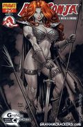 Red Sonja (2005 Dynamite) 25GRAHAMCRACKER