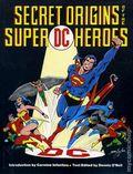 Secret Origins of the Super DC Heroes HC (1976 Harmony Books) 1-1ST