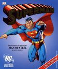 Superman The Ultimate Guide to the Man of Steel HC (2002 DK) 1st Edition 1B-REP