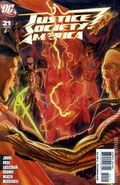 Justice Society of America (2006-2011 3rd Series) 21A