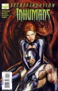 Secret Invasion Inhumans (2008) 4