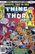 Marvel Two-in-One (1974 1st Series) UK Edition 22UK