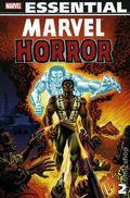 Essential Marvel Horror TPB (2006-2008 Marvel) 2-1ST