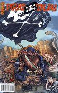 Pirat Tales Legend of Cat o' Nine Tales (2008 IDW) 1A