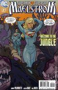 Superman Supergirl Maelstrom (2008) 2