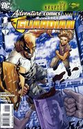 Adventure Comics Special Featuring Guardian (2008) 1A