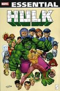Essential Incredible Hulk TPB (1999- Marvel) 1st Edition 5-1ST