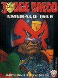 Judge Dredd Emerald Isle TPB (2001 Titan/2000 AD) 1-1ST