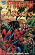 Spider-Man The Savage Land Saga TPB (1997 Marvel) 1-1ST