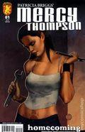 Mercy Thompson Homecoming (2008) 1