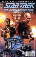 Star Trek The Next Generation Last Generation (2008) 1A