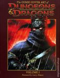 Comic Cover Art of Dungeons and Dragons HC (2008 Devil's Due) 1-1ST