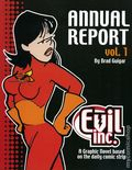 Evil Inc. Annual Report TPB (2007-2016 Greystone/Toonhound) 1-1ST