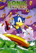 Sonic the Hedgehog Archives (2006-2015 An Archie Digest) 9-1ST