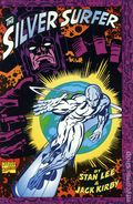 Silver Surfer GN (1997 Marvel) By Stan and Jack Kirby 1-1ST