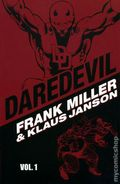 Daredevil TPB (2008-2009 Marvel) By Frank Miller and Klaus Janson 1-1ST