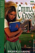 Emma Frost Higher Learning SC (2004 Marvel) A Target Saddle-Stitched Collection 1-1ST