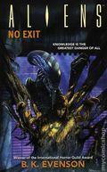 Aliens No Exit PB (2008 A Dark Horse Novel) 1-1ST