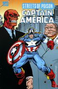 Captain America Streets of Poison TPB (1994 Marvel) 1st Edition 1-1ST