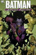 Batman Joker's Asylum TPB (2008 DC) 1-1ST