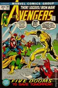 Avengers (1963 1st Series) Mark Jewelers 101MJ