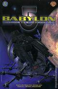 Babylon 5 The Price of Peace TPB (1998 DC) 1-1ST