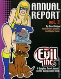 Evil Inc. Annual Report TPB (2007-2016 Greystone/Toonhound) 3-1ST