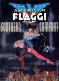 American Flagg Southern Comfort HC (1987) 1-1ST