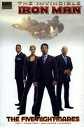 Invincible Iron Man HC (2008-2012 Marvel) By Matt Fraction 1B-1ST