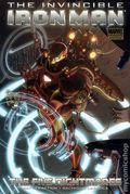 Invincible Iron Man HC (2008-2012 Marvel) By Matt Fraction 1C-1ST