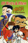 Ninja High School TPB (1990-1991 Malibu) 4-1ST