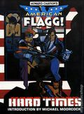 American Flagg Hard Times HC (1985 First Publishing) 1-1ST