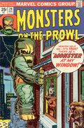 Monsters on the Prowl (1971) Mark Jewelers 29MJ