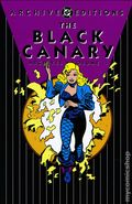 DC Archive Editions Black Canary HC (2001 DC) 1-1ST